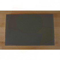 Chopping Board in Polyethylene rectangular 40X60 cm slate-effect black - thickness 80 mm