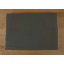 Chopping Board in Polyethylene rectangular 50X70 cm slate-effect black - thickness 30 mm