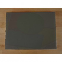Chopping Board in Polyethylene rectangular 30X40 cm slate-effect black - thickness 30 mm
