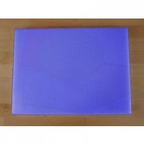 Chopping Board in Polyethylene rectangular 30X40 cm blue - thickness 100 mm