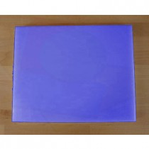Chopping Board in Polyethylene rectangular 40X50 cm blue - thickness 30 mm