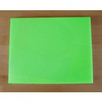 Chopping Board in Polyethylene rectangular 40X50 cm green - thickness 30 mm